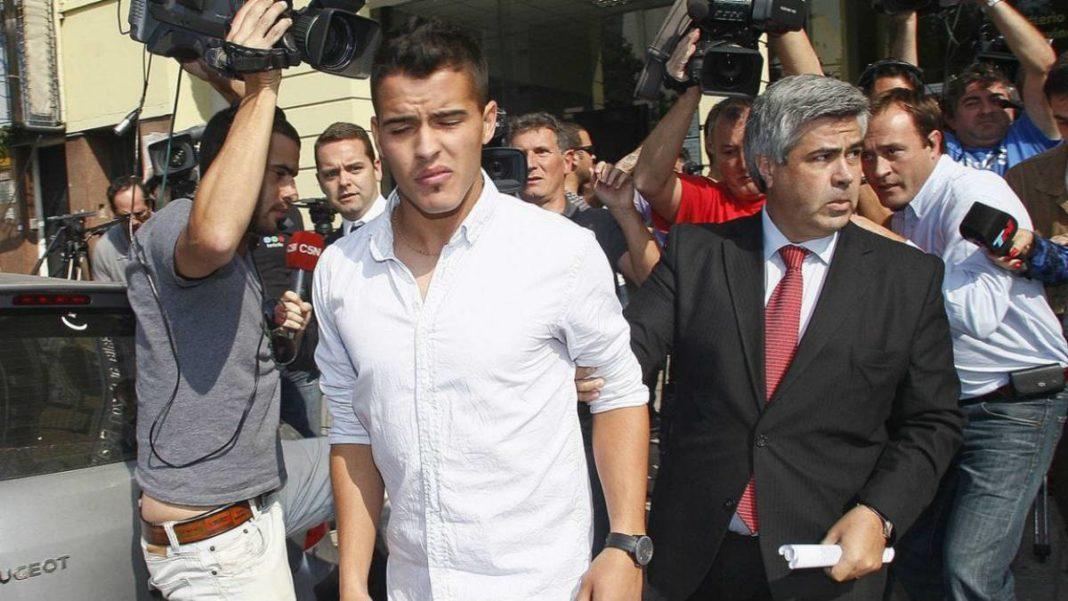 Alexis Zárate condenado