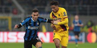 El Inter quedó eliminado de la Champions