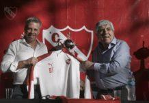 Lucas Pusineri es el nuevo entrenador de Independiente