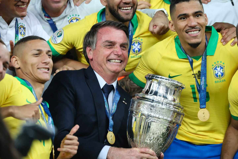 Se hace la Copa América? Brasil puso condiciones y por ahora no confirma el torneo de Conmebol - Fobal